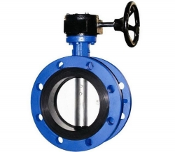 F7480 Marine FC/SC double flanged Butterfly valve