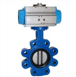 F7480 Marine lugged type butterfly valve