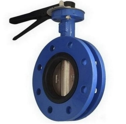 F7480 Marine Lever U-type butterfly valve
