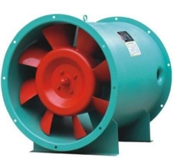 HTF series Fire fighting smoke extraction fan