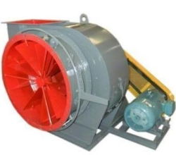 Y5-48 Type Boiler use Centrifugal supply fan