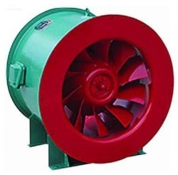 SWF-I/II Series mixed flow ventilator fan