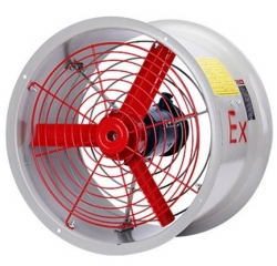 CB Series Industrial explosion-proof fan