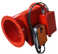 Marine Electric Fire Damper